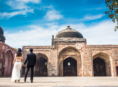 The Charm of Love in this City | Wedding Photographer Delhi