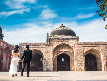 The Charm of Love in this City   Wedding Photographer Delhi