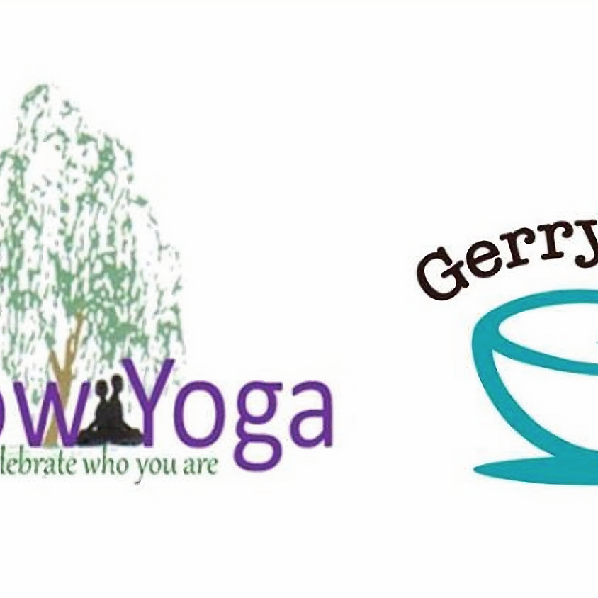 Holiday Yoga to Benefit Gerry's Cafe