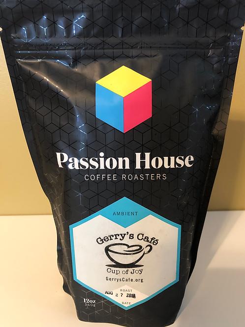 Gerry's Cafe Blend, ground coffee, 12 oz