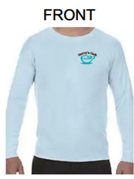 Long Sleeve T-Shirt (light blue)