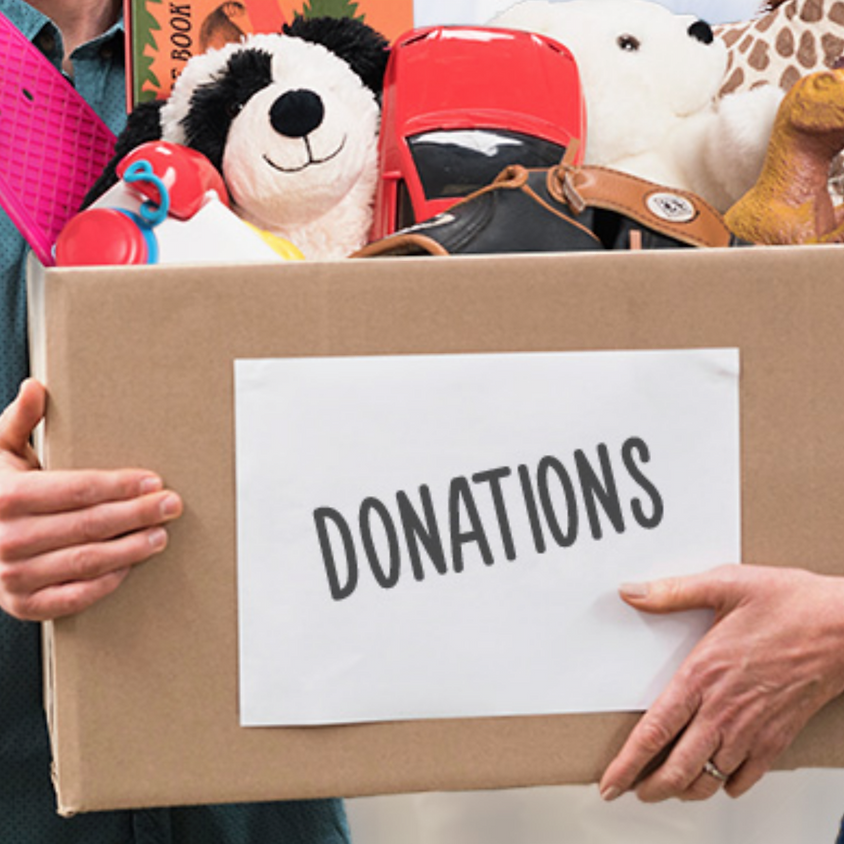 Clothing & Goods Donation FUNDrive with Savers