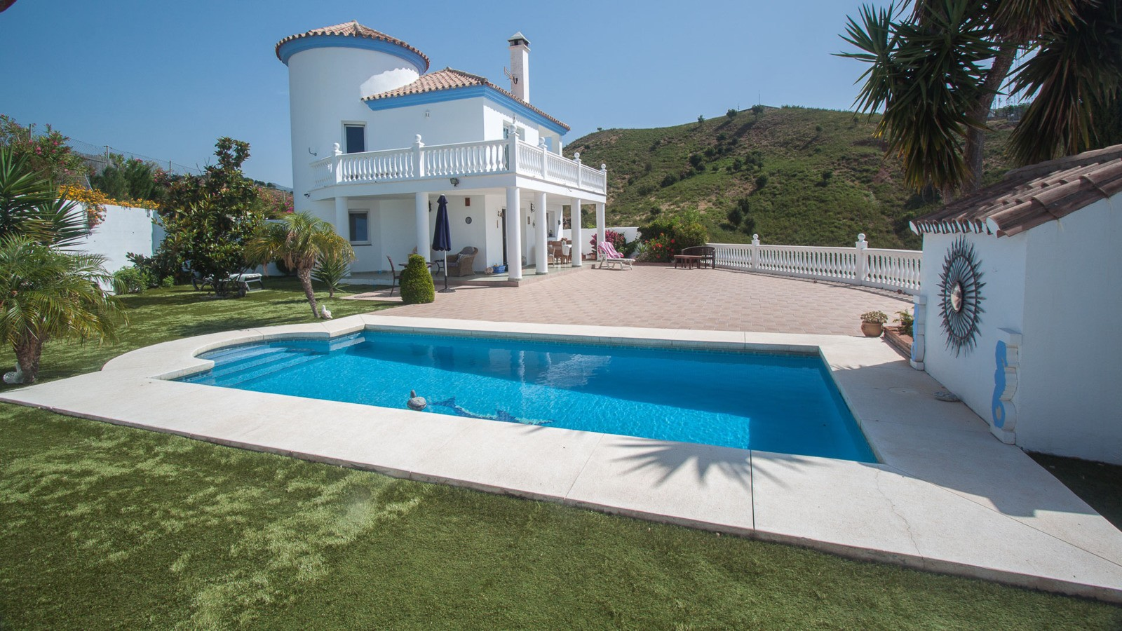 Holiday villa Estepona Costa del Sol