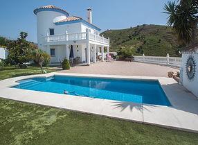 Rental Villa Estepona Spain