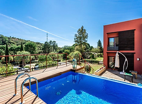 Holiday rental Villa Park Botanica Benahavis