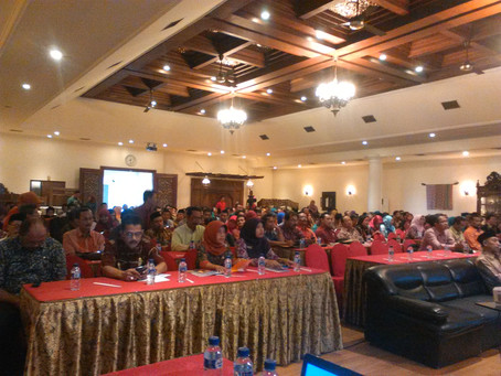 UPT Tekkomdik Gelar Seminar TIK Pendidikan di Kab. Tulungagung