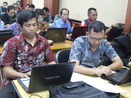 UPT Tekkomdik Bantu Guru SMK Jawa Timur Manfaatkan Program E-Sabak