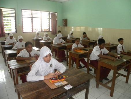 636 Ribu Siswa SD Siap Ujian Sekolah