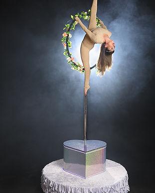 Ariel Hoop Performance