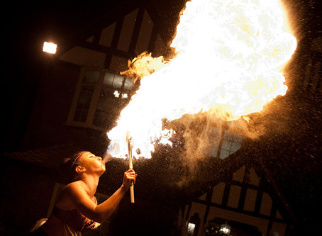 The Ultimate Guide to Booking a Fire Performer for Your Event
