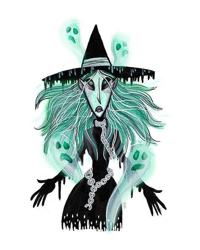 Ghost Witch