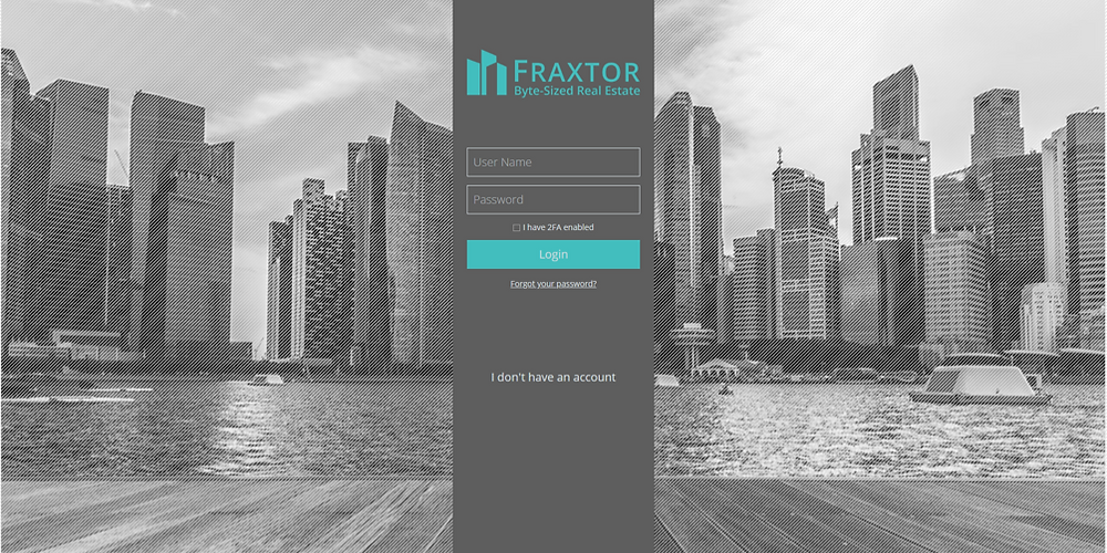 Fraxtor's App Page