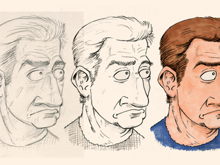 Caricature: John Krasinski
