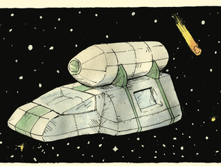 Shuttlecraft Tuesday