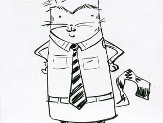 Office Puss