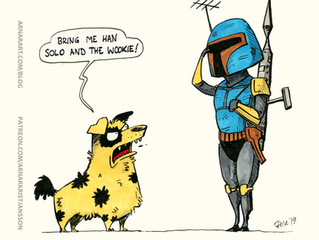 ''You must go to the Dogobah system!''