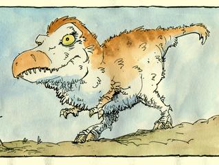 Politically Incorrect T-Rex