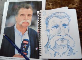 Caricature practice
