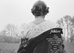 Taylor's 8th Album Revealed: 'Folklore' as pandemic artifact