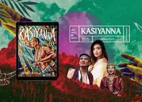 Kasiyanna, free online IP anthology, launched