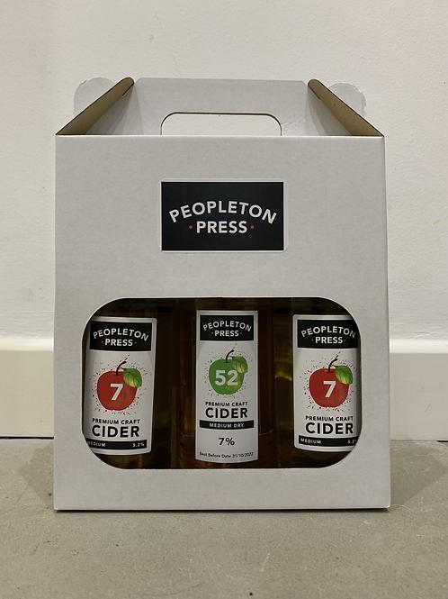 Peopleton Press Gift Pack 2020