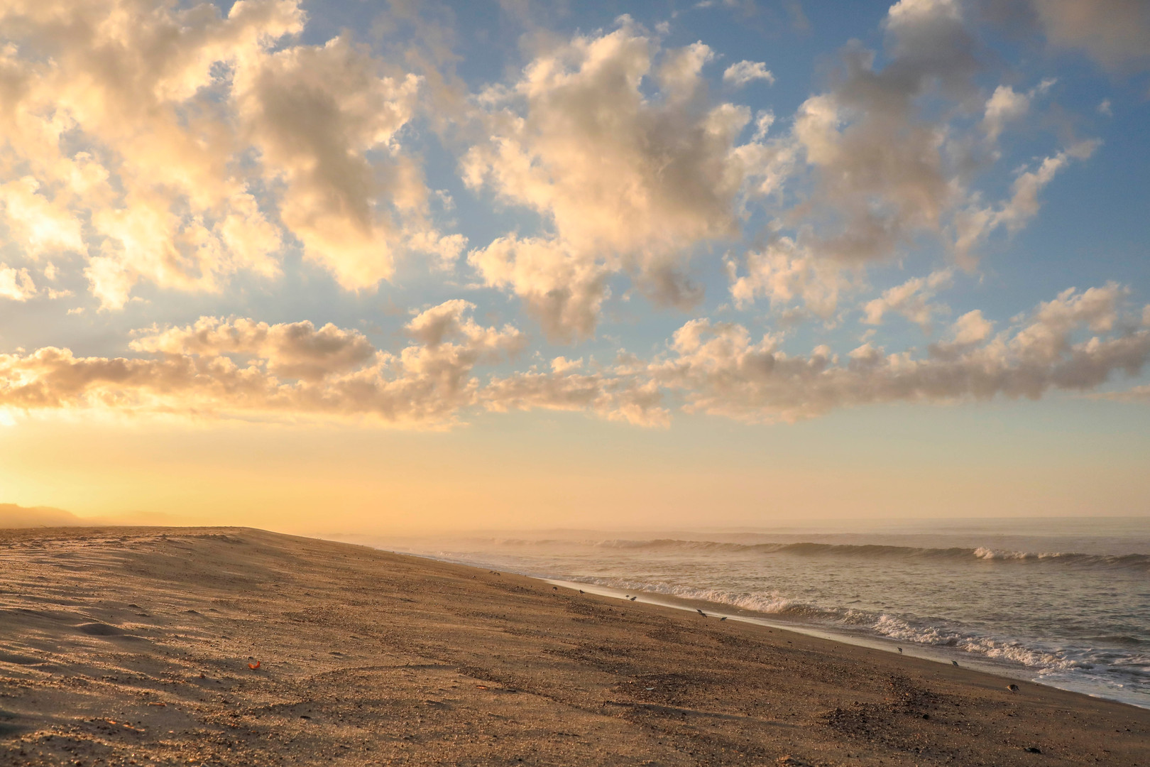 Cisco Beach Sunrise