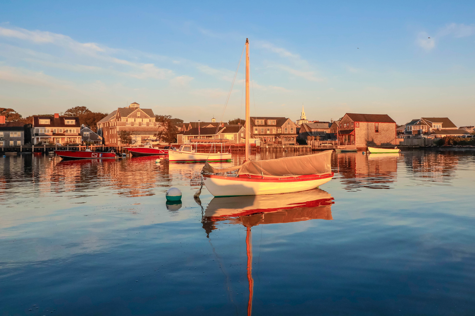 Nantucket Reflections