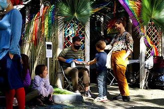 Sukkot meeting for families