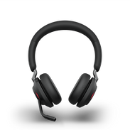 Jabra-Evolve2-65-Black-Stereo-Front-On-B