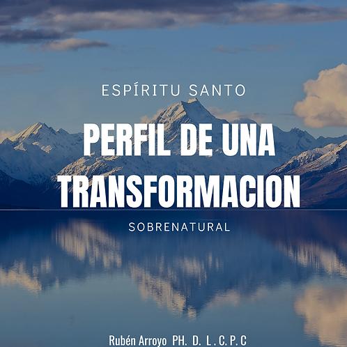 ESPIRITU SANTO PERFIL DE UNA TRANSFORMACIÓN SOBRENATURAL