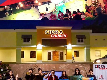 CIDRA CHURCH...LUGAR FUERTE...CIUDAD DESEADA