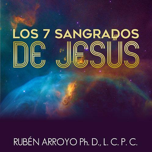 LOS 7 SANGRADOS DE JESÚS