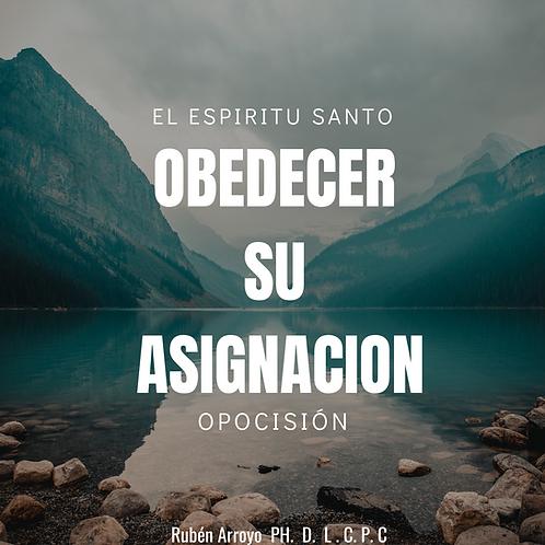 EL ESPÍRITU SANTO CONFRONTACIÓN TERRITORIO & ASIGNACIÓN