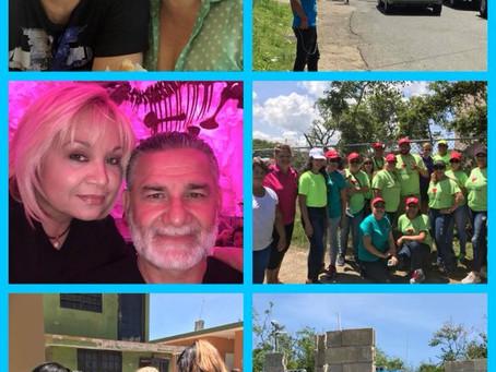 ¡GRAN AVANZADA DE HOSSANA Y EL PAC CENTER EN ISABELA PUERTO RICO!