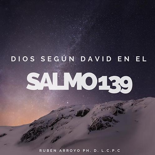 Dios según David en el Salmo 139