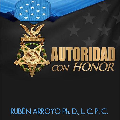 AUTORIDAD CON HONOR