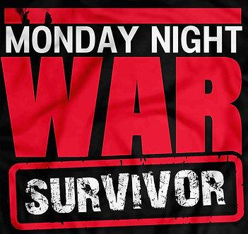 heel shirts, monday night wars, attitude era survivor, raw is war, monday nitro,wcw flagship show,vince mcmahon vs