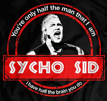 sycho sid,big sid justice,wwf classic,i have half the brain that you do,botchamania,classic fuckup pro wrestling greatest