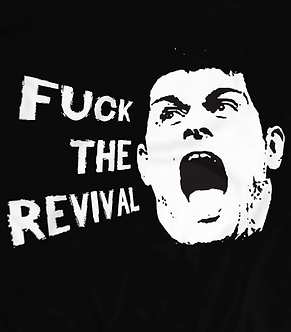 Fuck the Revival,cody rhodes,ring of honour,new japan pro wrestling, dusty rhodes, gold dust,the bullet club, the elite,#ftr