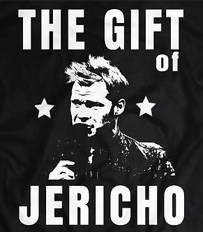 The gift Of Jericho,Drink it in maan, Fozzy,Top Heel on raw, Wresling News, Reviews, Merchandise