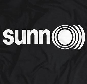 Sunn0)) Iconic Logo