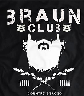 Braun Strowman T-shirt Member of the Wyatt family. Former power lifter and strong man,friend of bray Wyatt,Follow buzzards