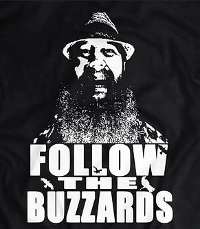 Bray Wyatt Follow the Buzzards T-shirt, heel shirts,The WYATT Family,Braun