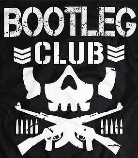 Bullet club Bootleg T-shirt, kenny omega, the young bucks, pro wrestling tee, chris jericho,cody rhodes,heel shirts, indies