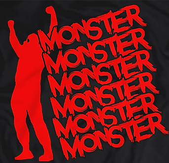 Monster among men, Braun strowman, Raw, wwe,professional wrestling, t shirt,im not finished with you, raw, smackdown