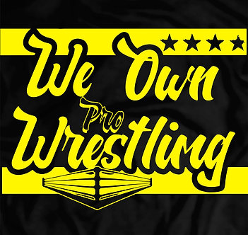 WE OWN PRO WRESTLING,cody rhodes,THE AMERICAN NIGHTMARE,ALL ELITE WRESTLING,ITV,ALL IN,RAW SMACKDOWN,WWE,KENNY OMEGA,ATTITUDE