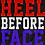 john cena parody t shirt,Rise above Hate, heel before face, Bad guy wrestler,heel Shirts, wrestling apparel,Never Give Up.wwe