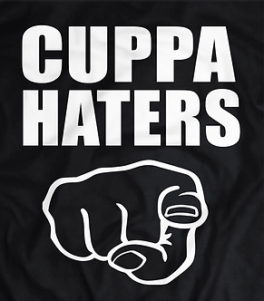 enzo and cass,cuppa haters,gimmick,wwe,wrestling,parody shirt. raw. smackdown,pro wrestling tees,professional t shirts