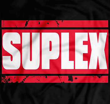 Suplex,Suplex city, pro wrestling tee. tees. wrestling shirt, heelshirts, british wrestling, collar elbow tie up, german
