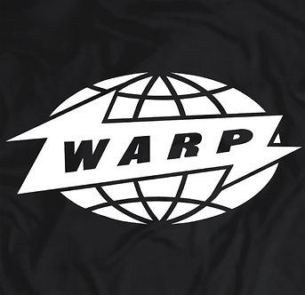 Warp Records Classic Logo